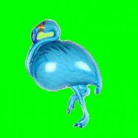 flaming-niebieski