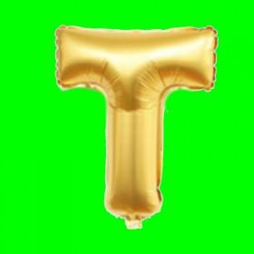 balon litera-T