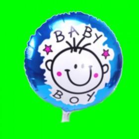 Balon baby-boy