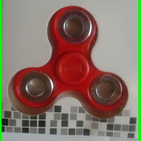 Spinner czerwony