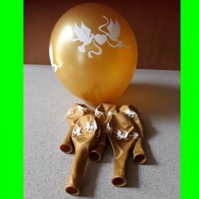 balon--gołąbki 5 szt
