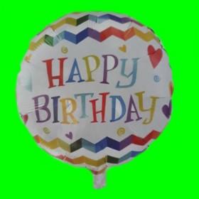 Balon happy serduszko