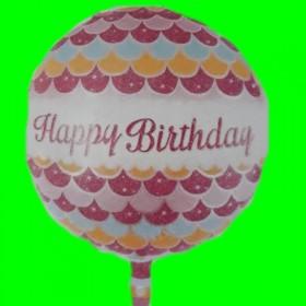 Balon happy falbanka