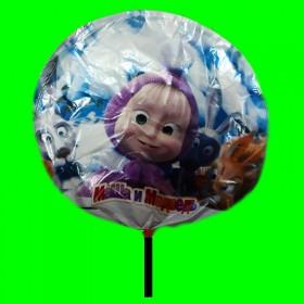 Balon masza + zające