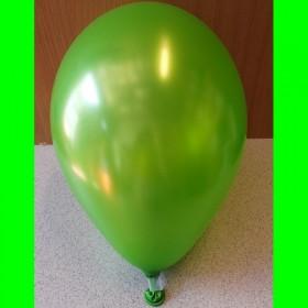 Balon-perła-zielony