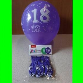 balon-cyfry-18-kolorowe