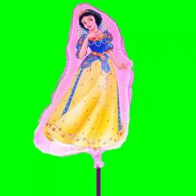 Balon księżniczka niebieska
