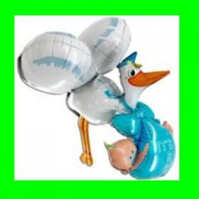 Balon bocian