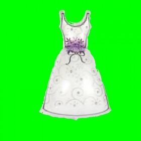 Balon strój młodej -57-118cm