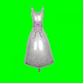 Balon sukienka pani  młodej