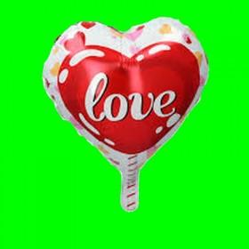 Balon lov na sercu