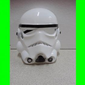Maska -star-wars-biała