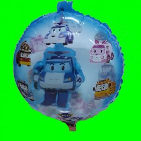 Balon  w balonie Poli -18 cali