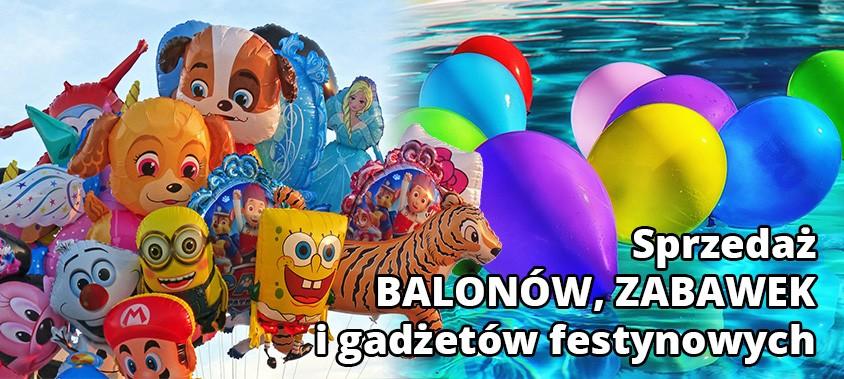 balony Nysa