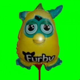 furby-żółty-30 cm