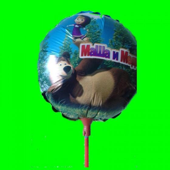 Balon miś masza