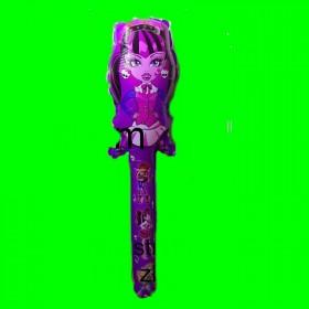 monster high-fiolet