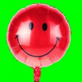 Balon Emotikona - czerwona