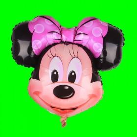 Balon głowa Myszki Mini 65 cm