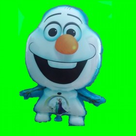 Balon Olaf  60 cm