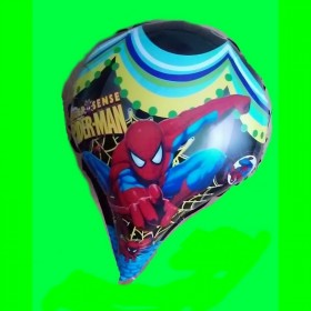 Balon łezka spidermen