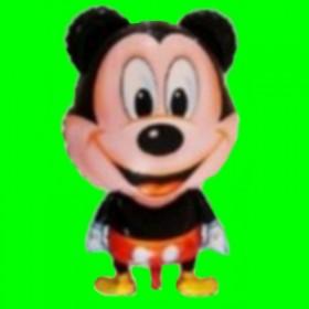 Balon postać Myszka Miki 80 cm