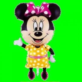 Balon postać Myszka Mini 80 cm