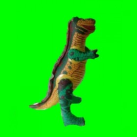 Dmuchana zabawka-dinozaur