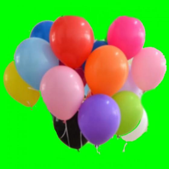 Balony-kolorowe