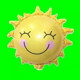 Balon słoneczko