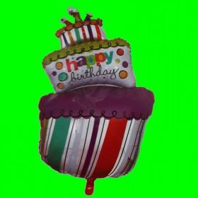 Balon tort krzywy