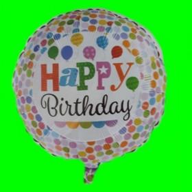 Balon happy baloniki