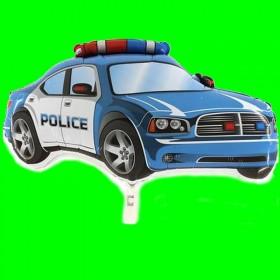 Balon włoski Policja niebieska