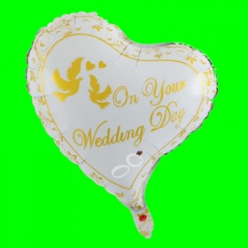 Balon On Your Wedding Day