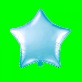 Balon -gwiazdka błękitna