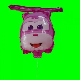 Balon różowy