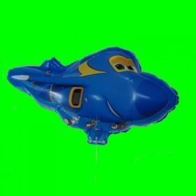 Balon niebieski