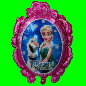 Balon frozen -lustro  30 cali