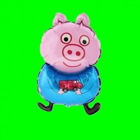 Balon  włoski świnka jordz 80 cm