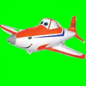 Balon samolot -dasti 90 cm