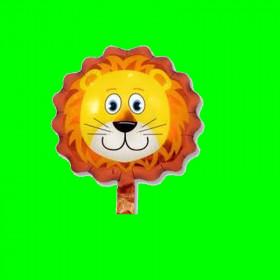 Balon głowa lwa