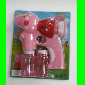 Pistolet na bańki mydlane-pepa
