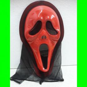 Maska-duch czerwony