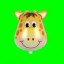 Balon żyrafa-14 cali