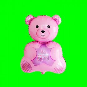 Balon misiu girl-35cm