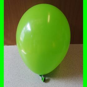 "Balon zielony jasny-12""-1szt"