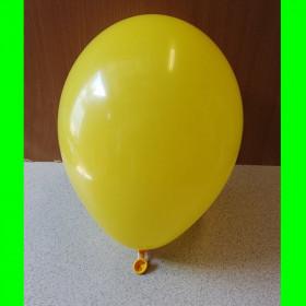 """Balon żółty-12""""-1szt"""