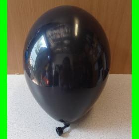 """Balon czarny-12""""-1szt"""