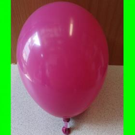 """Balon różowy ciemny-12"""""""