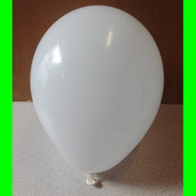 """Balon biały-12""""-1szt"""